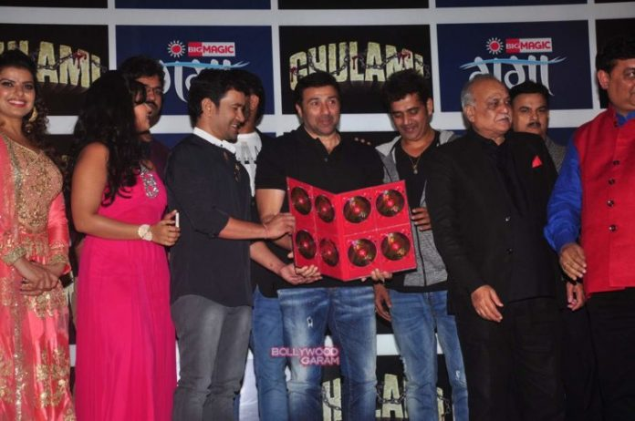 ghulami music launch7