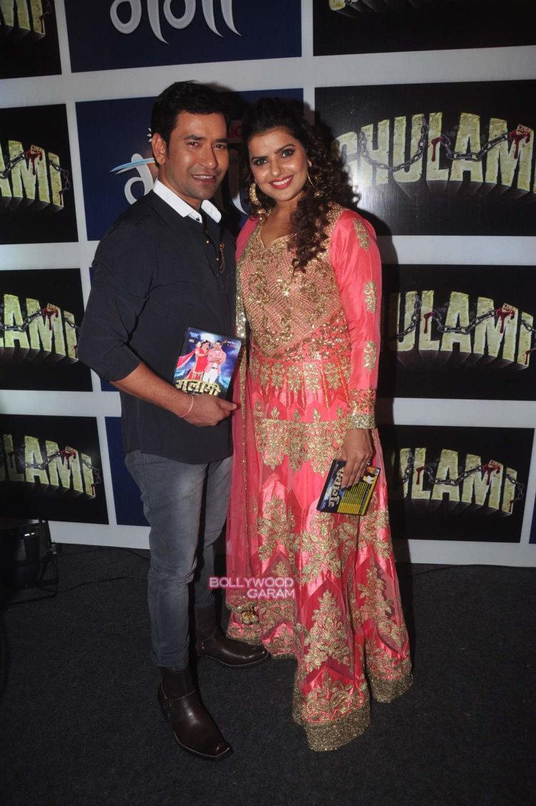 ghulami music launch8
