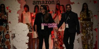 Amazon India Fashion Week Spring/Summer 2016 Photos – Hemant and Nandita showcases 60s era collection on Day 2