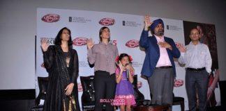 Kajol unveils Anand Gandhi's  short film at Lifebuoy event