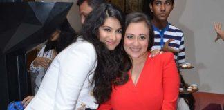Sonam Kapoor and Avantika Malik at Le Mill launch event