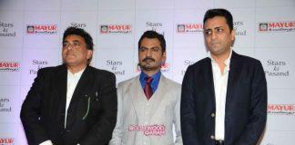 Nawazuddin Siddiqui announced as brand ambassador of Mayur Suitings