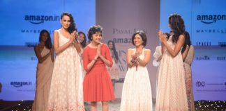 Amazon India Fashion Week Spring/Summer 2016 Photos – Payal Jain showcases collection on Day 3