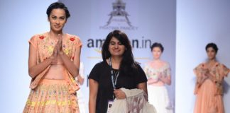 Amazon India Fashion Week Spring/Summer 2016 Photos – Pratima Pandey shows Prama collection on Day 2
