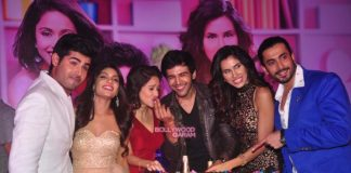 Pyaar Ka Punchnama 2 movie actors celebrate success at a bash