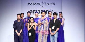 Amazon India Fashion Week Spring/Summer 2016 Photos – Rabani and Rakha showcase collection