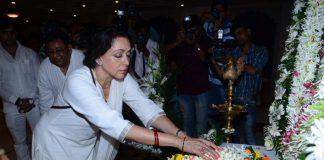 Bollywood remember Ravindra Jain at Prayer meet – Photos