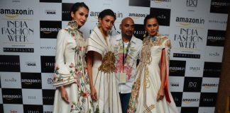 Amazon India Fashion Week Spring/Summer 2016 Photos – Robert Vadra on Day 2