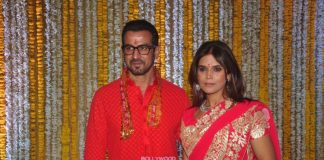 Celebs at Ronit Roy's Mata Ki Chowki event