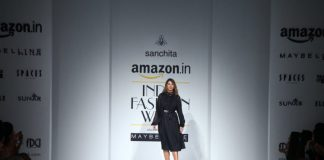 Amazon India Fashion Week Spring/Summer 2016 Photos – Sanchita Ajjampur showcases collection on Day 3