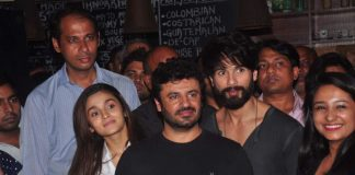 Shahid Kapoor and Alia Bhatt launch Shaandaar song – Photos