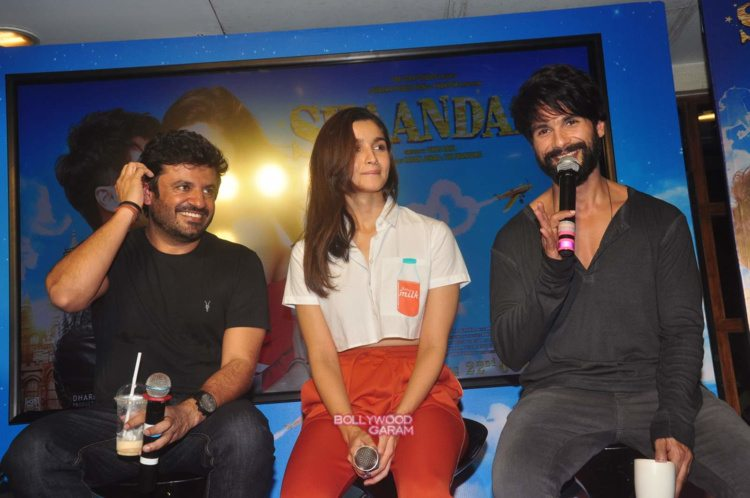 shaandaar song launch4