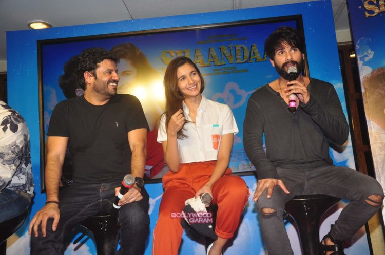 shaandaar song launch7