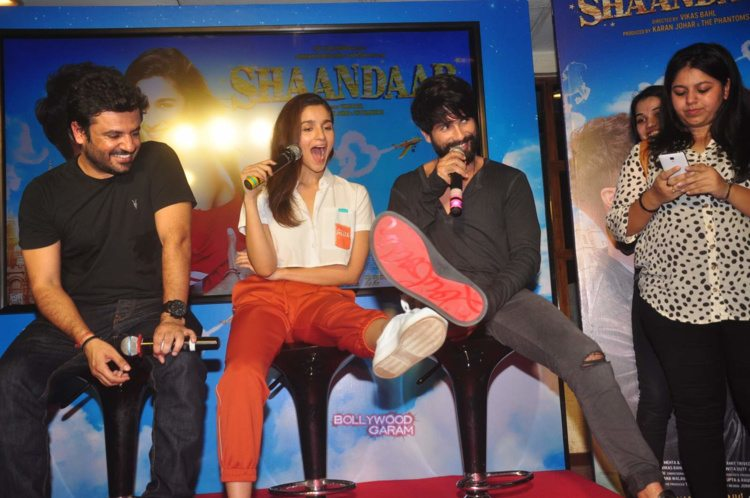 shaandaar song launch8