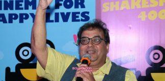 Subhash Ghai at Jagran fest