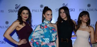 Bollywood actresses glitter at Swarovski Light up Your Light event – Photos