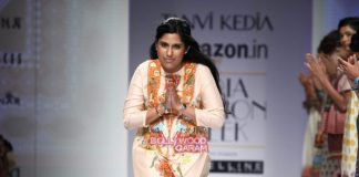 Amazon India Fashion Week Spring/Summer 2016 Photos – Tanvi Kedia shows collection on Day 2