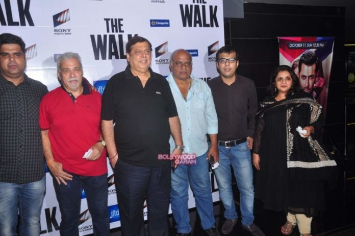 the walk screening1