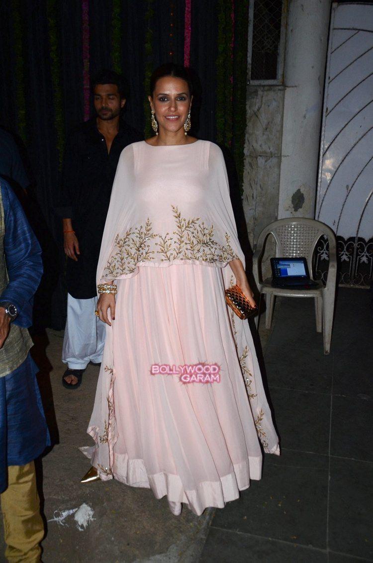 Anil Kapoor Diwali bash17