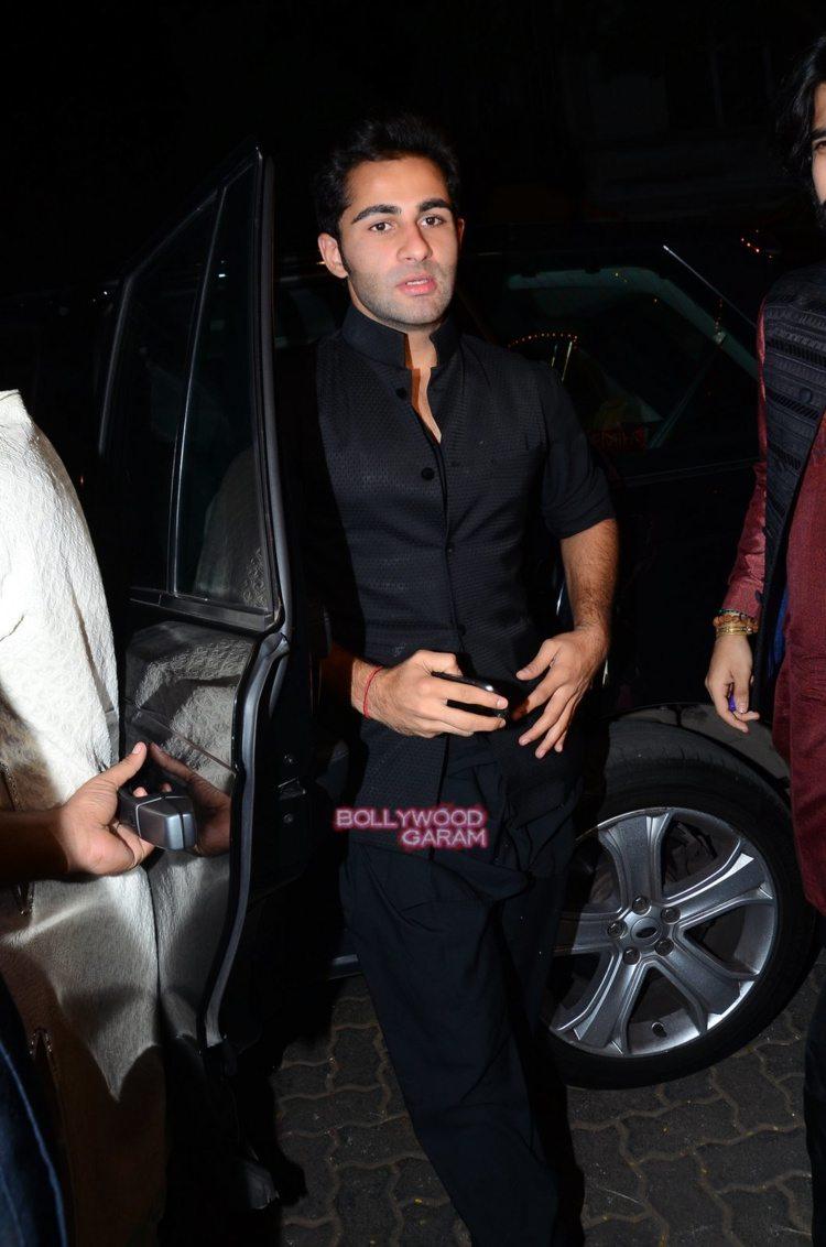 Anil Kapoor Diwali bash9