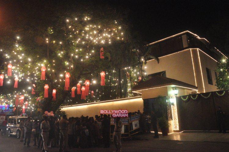 Bachchan diwali bash17