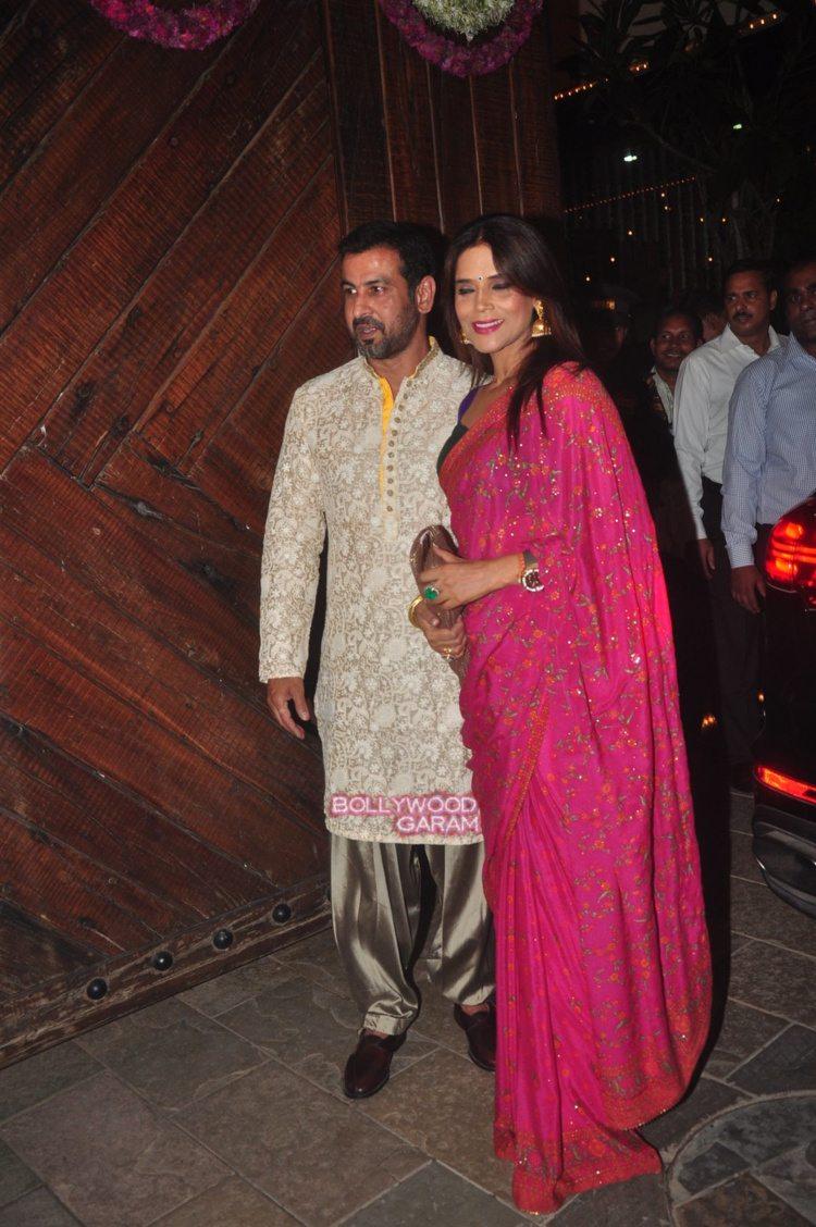 Bachchan diwali bash20