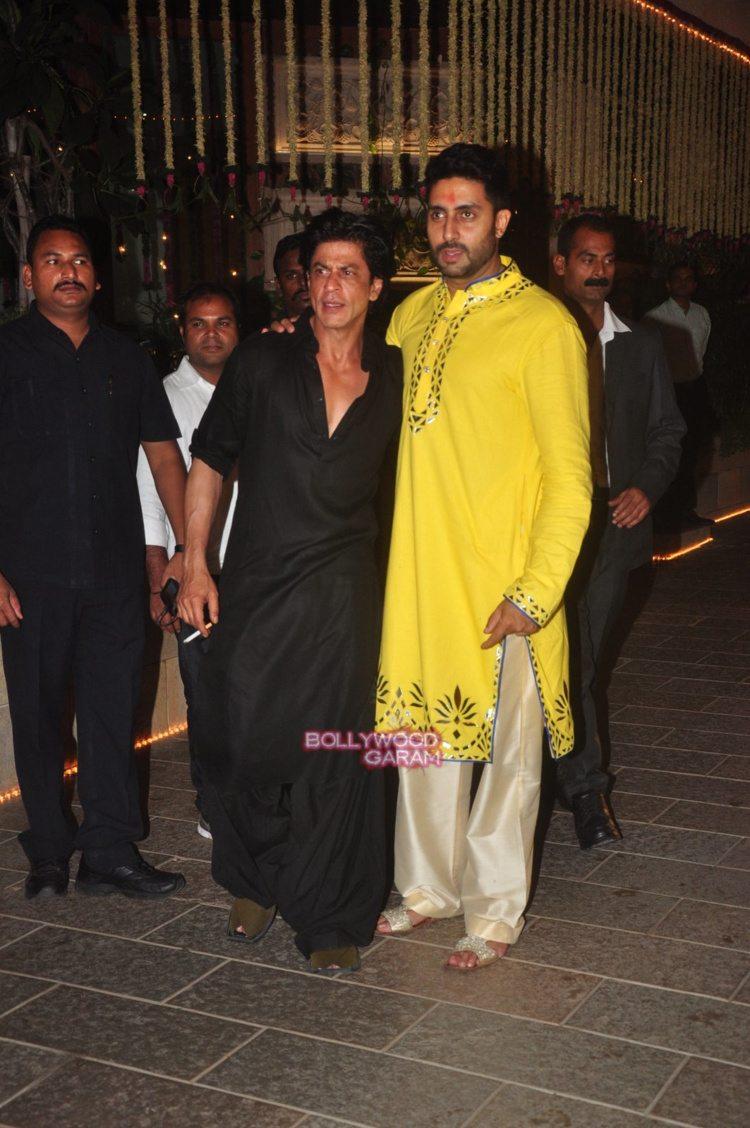Bachchan diwali bash38