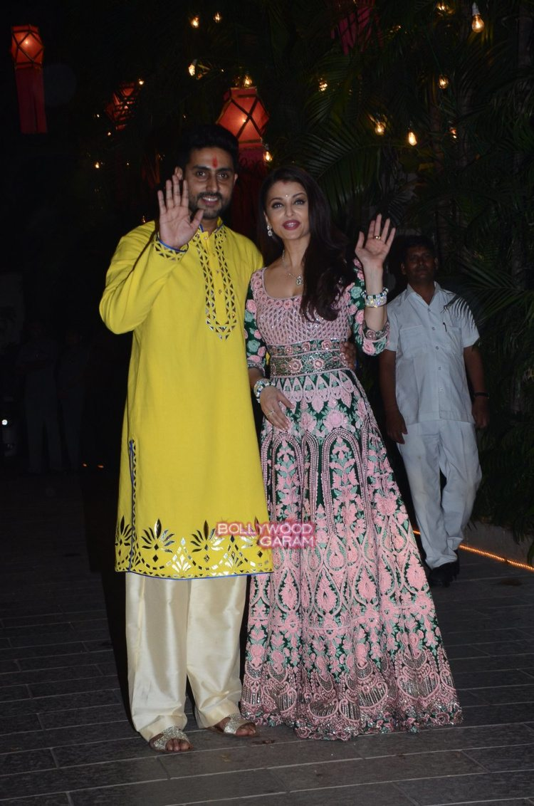 Bachchan diwali bash8