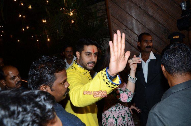 Bachchan diwali bash9