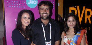 Vinay Pathak and Shweta Tripathi grace Mumbai Film Festival