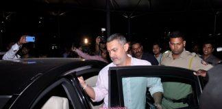 Aamir Khan injured during Dangal shoot