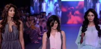 Gionee India Beach Fashion Week Photos –  Diksha Khanna showcases collection on day 2