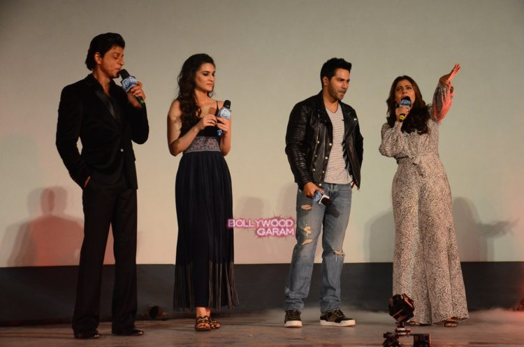 dilwale song launch10