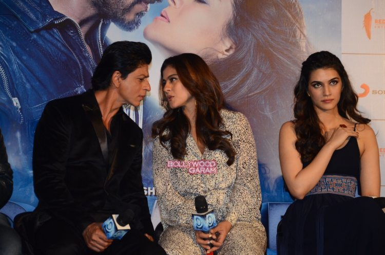 dilwale song launch13