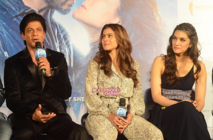 dilwale song launch14