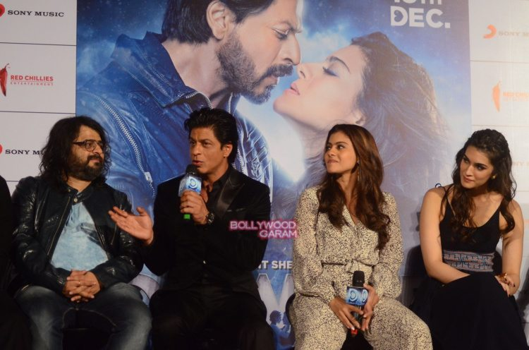 dilwale song launch15
