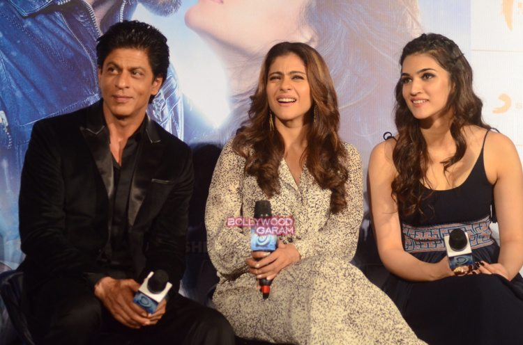 dilwale song launch17