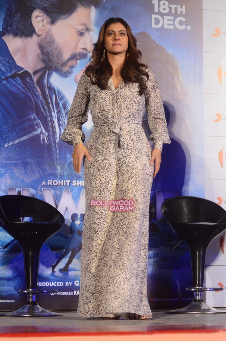 dilwale song launch18