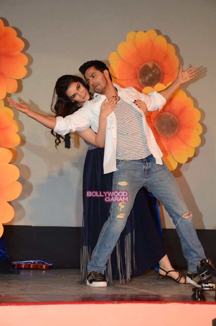 dilwale song launch2