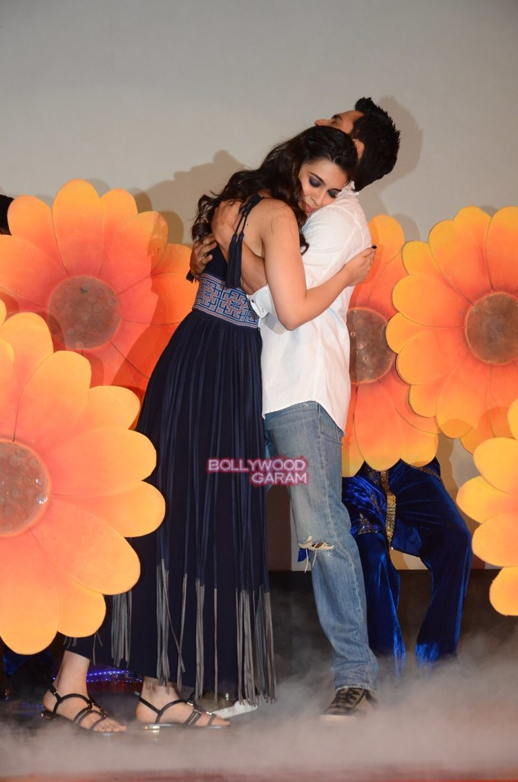 dilwale song launch4