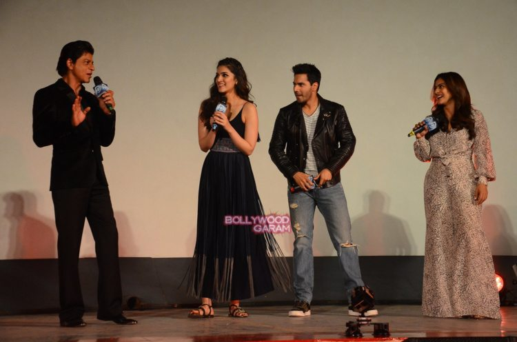 dilwale song launch9