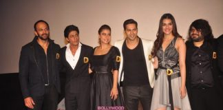 Dilwale trailer launched amidst stars and excitement