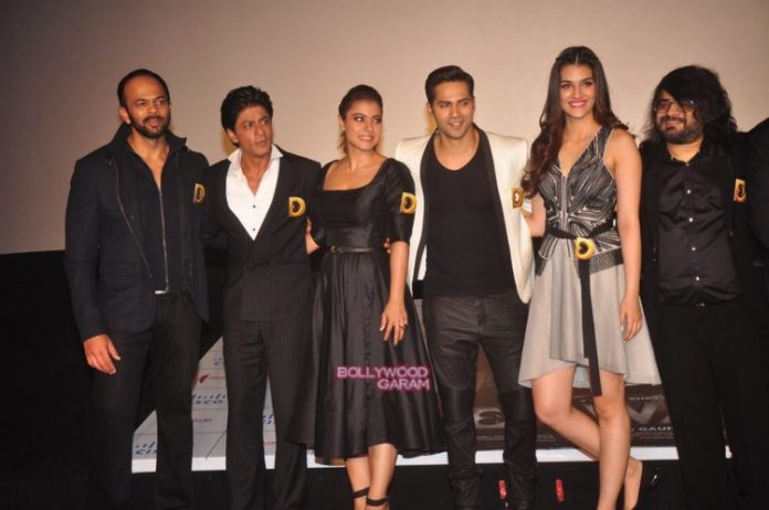 dilwale trailer launch10