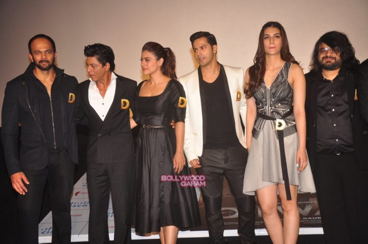 dilwale trailer launch11
