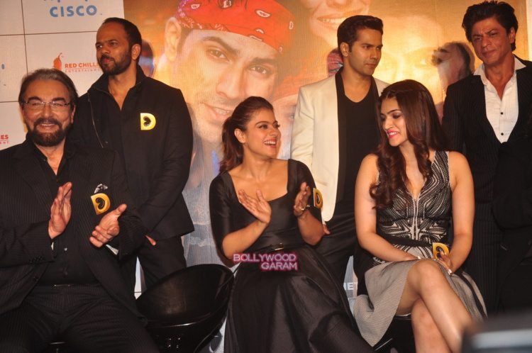 dilwale trailer launch12