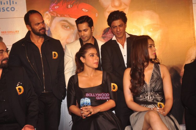 dilwale trailer launch13
