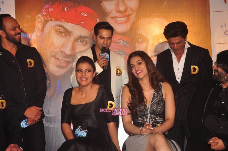 dilwale trailer launch15