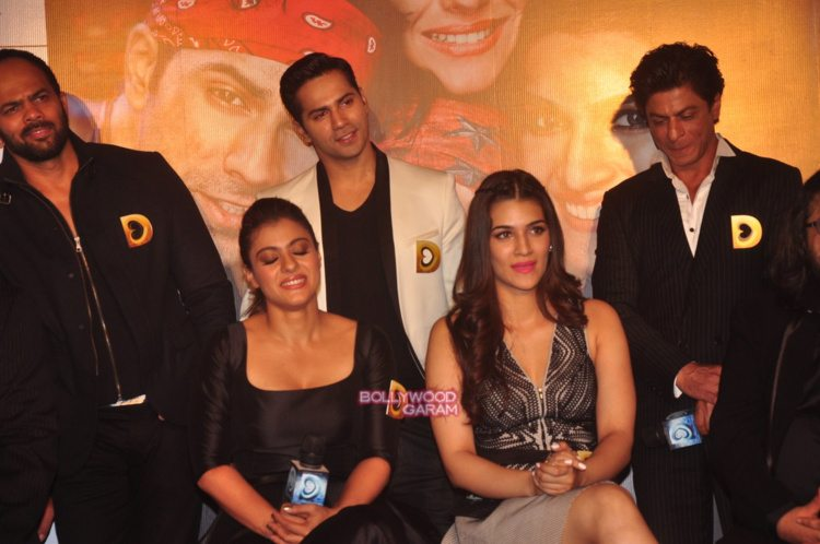 dilwale trailer launch16