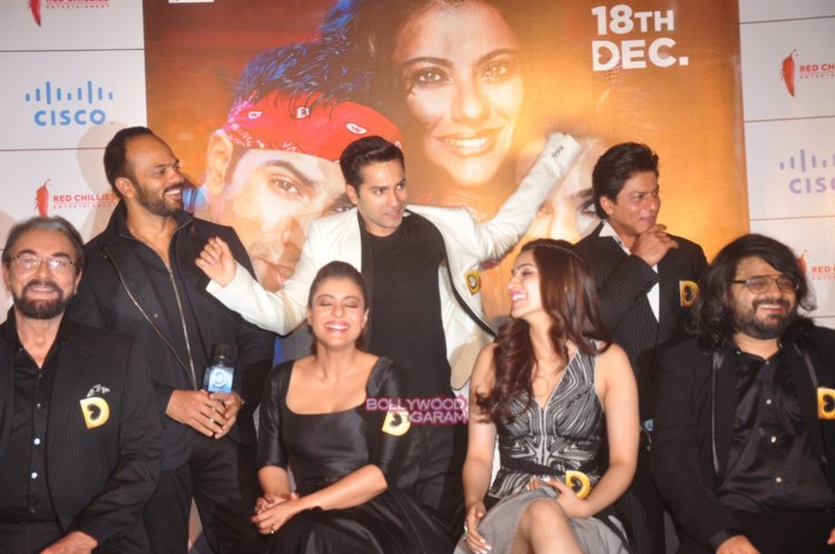 dilwale trailer launch17