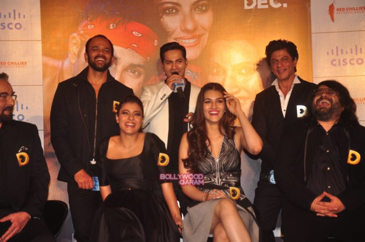 dilwale trailer launch18